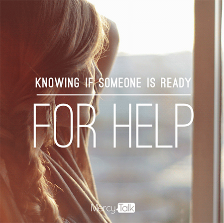 Knowing someone