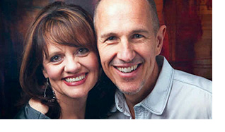 Pastors John & Debbie Lindell, Lead Pastors at James River Assembly