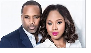 Pastors Sarah Jakes-Roberts & Toure Roberts, Co-Pastors, One Church LA