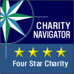 Charity Navigator Four Star Ranking