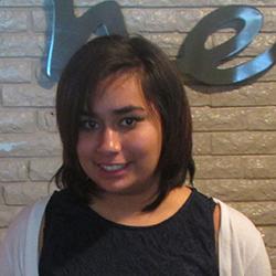 Mercy graduate Amaya
