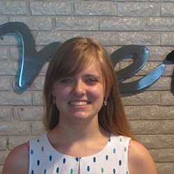Mercy graduate Sara