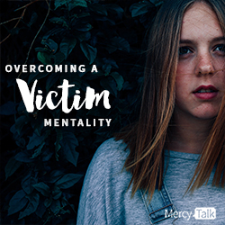 Victim mentality, helper, overcome