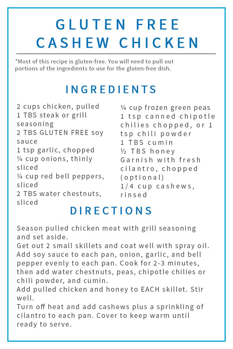 Cashew Chicken | mercymultipliedblog.com