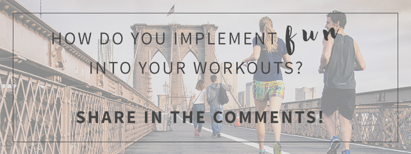 Tips to Implement Fun into Working Out | Choosing Freedom | mercymultipliedblog.com