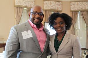 Mercy in the Community Atlanta Brunch attendees