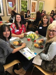 Guests at the Sacramento Friends of Mercy Luncheon