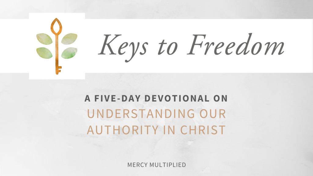Keys to Freedom YouVersion