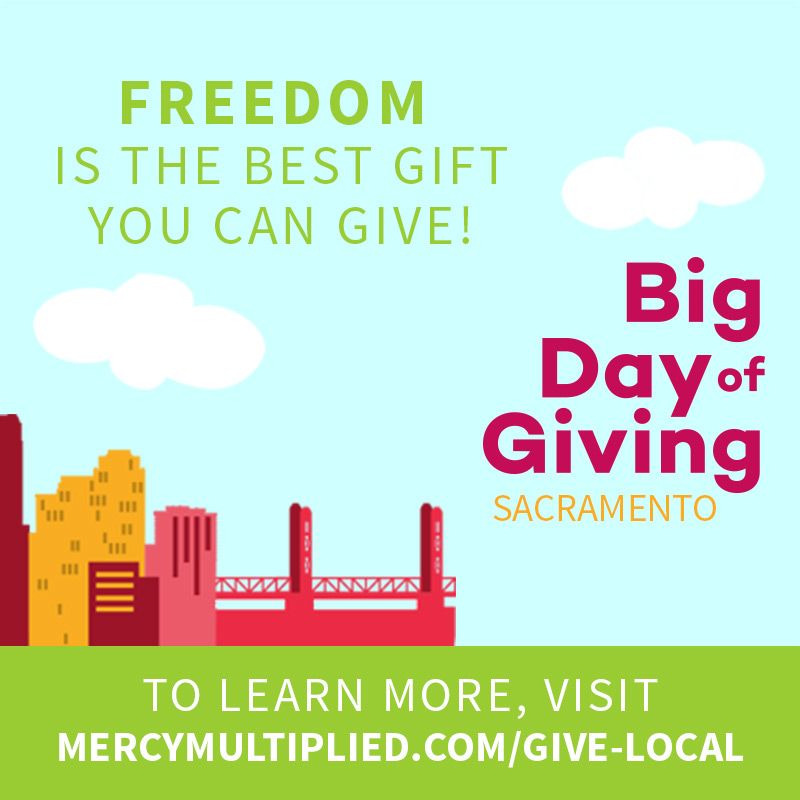 Mercy Multiplied Give Local Sacramento