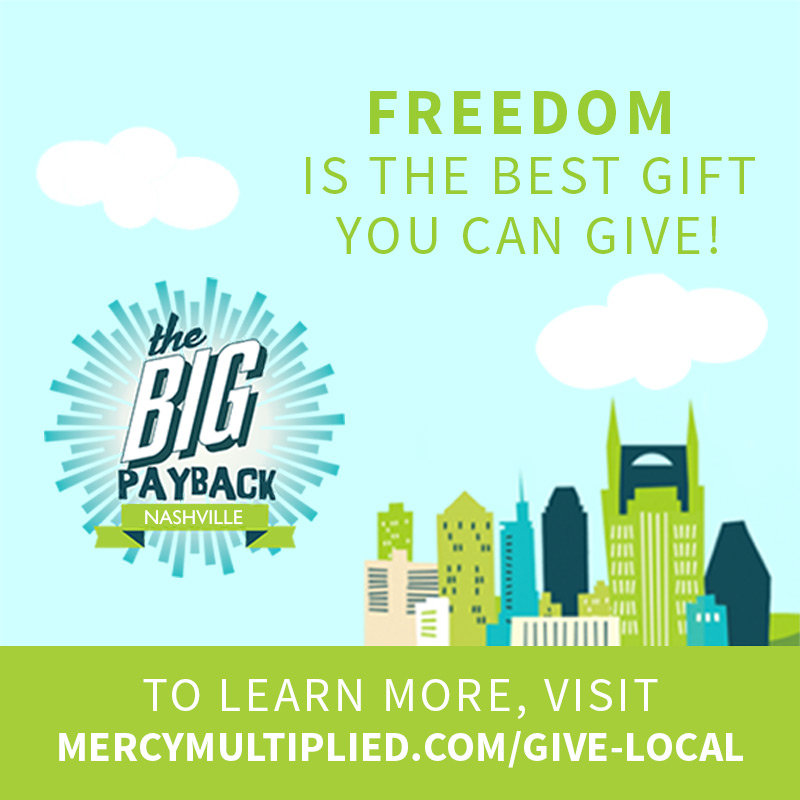 Mercy Multiplied Give Local Nashville