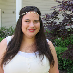 Rachel - 2017 Mercy Graduate