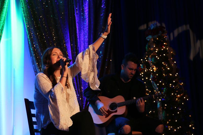 Merry Mercy Christmas Benefit 2017