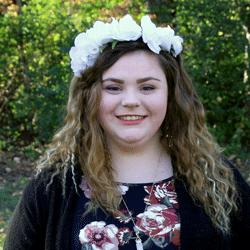 Megan - 2017 Mercy Graduate
