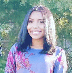 Nadia | 2017 Mercy Graduate