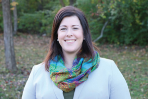 Dr. Brooke Keels, Mercy Multiplied's Executive Director of Counseling Services