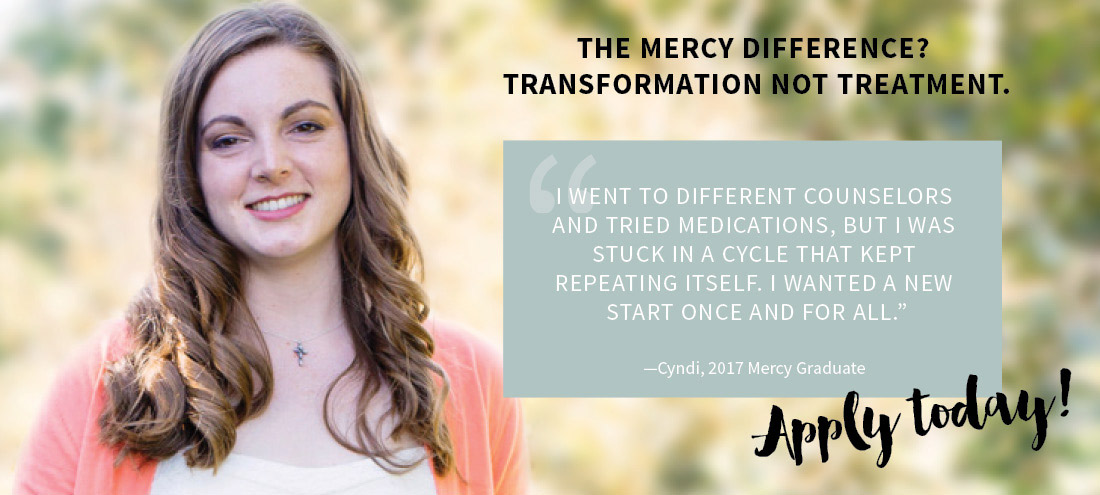 Transformation Not Treatment | Apply Today!