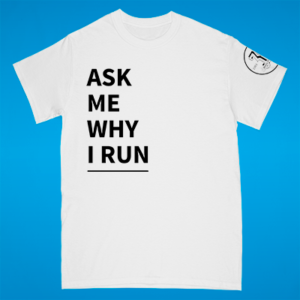 Ask Me Why I Run for Mercy