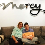 Mercy Baby Visits Nashville Home