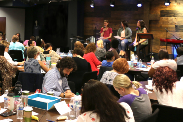 MPower Workshop hosted by Mercy Multiplied