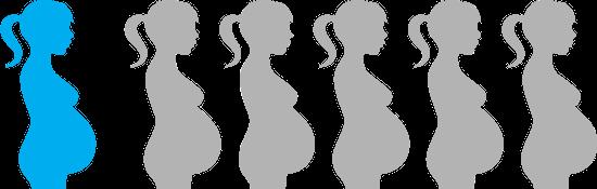 Unplanned pregnancy statistics