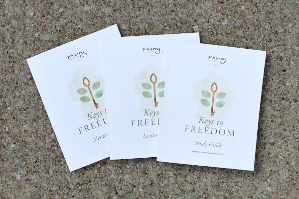 Keys to Freedom study books