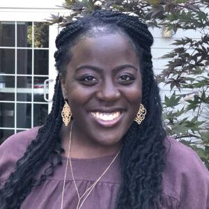2019 Mercy graduate Amanda