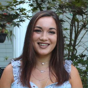September 2019 Mercy graduate Kayla