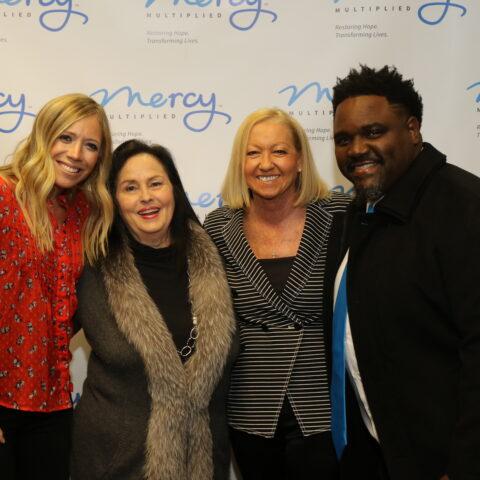 Ellie, Miss Kay, Nancy, and big Al