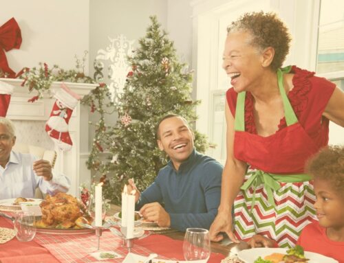 How to Set Boundaries During the Holidays